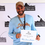 fishing tournament bluefish winner
