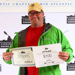 fishing tournament rockfish 3rd place